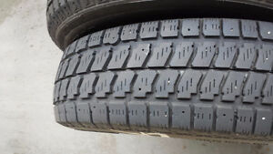 """13"""" winter tires for sale (4 of them)"""