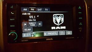 2012 Ram 1500 OEM 430 RBZ Radio