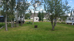 Beautiful RV Site in Pineridge Golf Resort