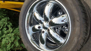 BOSS MOTORSPORTS RIMS AND TIRES