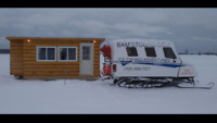 Successful Ice Fishing Outfitter Business for Sale