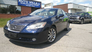 2008 Lexus ES ULTRA PREMIUM, NAVIGATION, CAMERA, DUAL SUNROOF