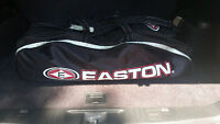 BRAND NEW SERIOUS BASEBALL BAG  EASTON PRO GAME BAG !!!
