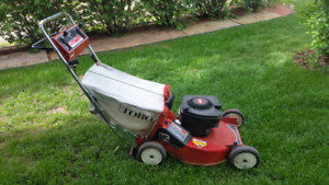 "TORO 21""LAWNMOWER REAR WHEEL DRIVE LAWNMOWER"