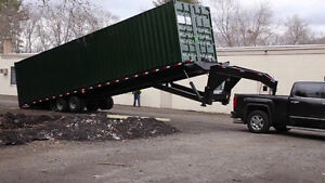 Looking for Shipping Container Transport