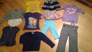 Girls size 5 clothing lot Kingston Kingston Area image 1