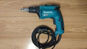 Makita ¼ Inch Variable Speed Drywall Screwdriver