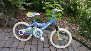 For sale 16 inches wheel Magic Supercycle unisex kids bike
