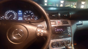2005 Mercedes C230 loaded