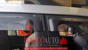 WEATHER SHIELDS suitable for Lexus LX570 (2008 - 2017) Prestons Liverpool Area Preview