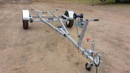13' Hot Dipped Galv Boat Trailer, suit boats upto 4.1m ~IN STOCK~