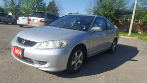 2004 Honda Civic SI (SPORT) 2dr coupe
