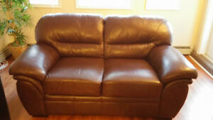 Couches, coffee table & Dining Room Set