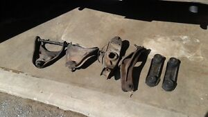1970 SS IMPALA UPPER AND LOWER CONTROL ARMS, ($150 OBO)