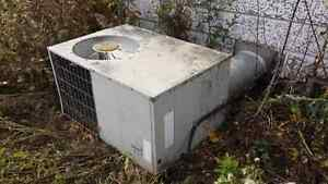 Intertherm package ac unit