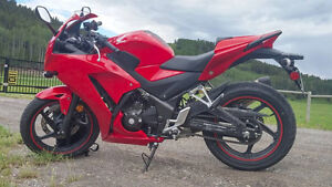 Buy Me CBR RED