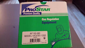 ~BRAND NEW~ PROSTAR ARGON GAS PRESSURE REGULATOR (WELDING)