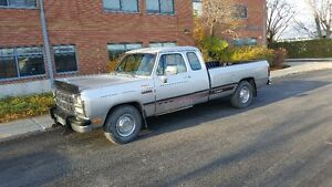 1992 Dodge Power Ram 2500 Camionnette