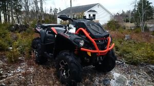 2016 Can Am Outlander LXMR 570