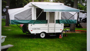 Wanted 8 foot tent trailer