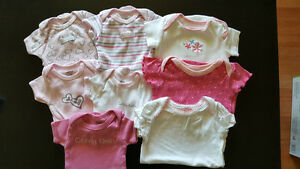 0-3 month Baby Girl Clothes