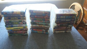 40 obo lot of children's vhs