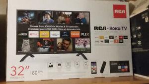 32 inch RCA Smart TV Roku