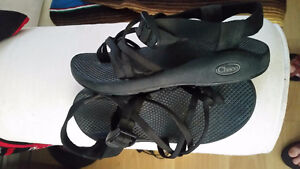 Chaco Women's ZX2 Classic Athletic Sandal - size 7W