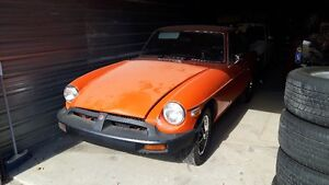 For Sale 1974-1/2 MGB GT