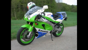Needed*1992 kawasaki zx7  fairings and tank