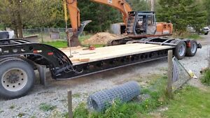 Lowbed peerless trailer for sale