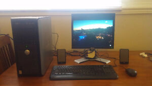 Dell Computer Package