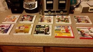 Selling 5 3ds games!