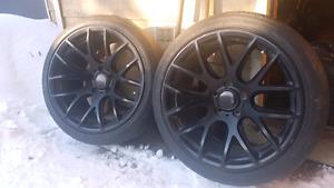 18x9.5 dai autobahn wheel