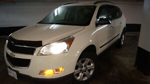 2010 Chevrolet Traverse 1LS SUV FWD, Crossover Chevy Negotiable