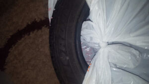 Great Condition Goodyear Nordic Winter Tires  205/55/15