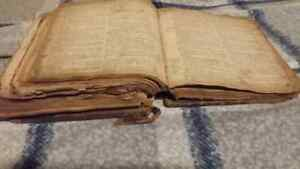 Old old bible  Peterborough Peterborough Area image 4