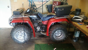 Used 1996 Yamaha Grizzley