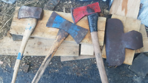 Wanted: Axes