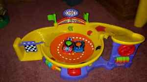 Fisher price car racer- Reduced to just $5! London Ontario image 1