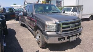 2006 ford f350 super duty 4x4 dually certified and ready to work