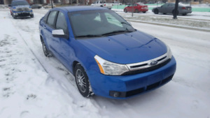 Ford Focus 11 .Low KM .New Tires