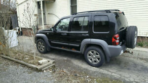 2005 Jeep Liberty Rear wheel drive only (As Is)