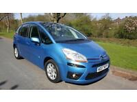 CITREON C4 PICASSO 1.8i (125bhp) VTR+, FULL SERVICE HISTORY