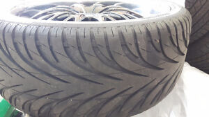 BMW 20 inch tires and rims London Ontario image 5