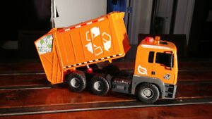 Camion de Recyclage Dickie Toys