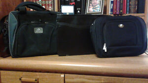 3 laptop / office bags (like new)