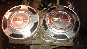 various hub caps,center caps,wheel discs Belleville Belleville Area image 8