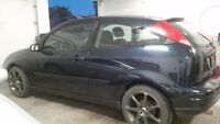 2000 Ford Focus Coupe (2 door)