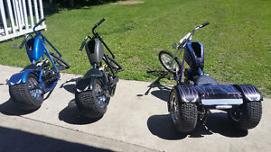 Reaper Choppers Canada Mini Choppers Pit Bike / Trike Collection
